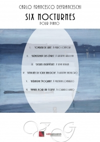 Six Nocturnes pour piano