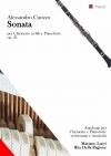 Sonata per Cl in Si b e Pf op. 21